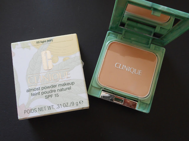 Clinique Almost Powder Makeup in 03 light