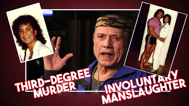 WWE Hall Of Famer Jimmy Snuka getting away with murder.  StrengthFighter.com