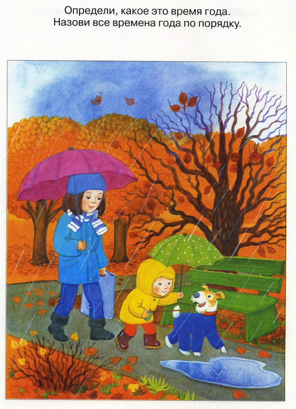 Картинки Для Детей Ранняя Осень