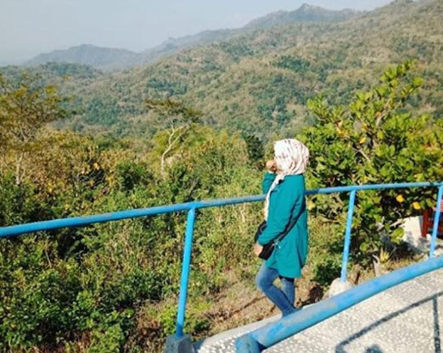 wisata alam di Gunungkidul