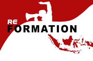 Mengenang Era reformasi di Tangan 5 Sosok Presiden Indonesia