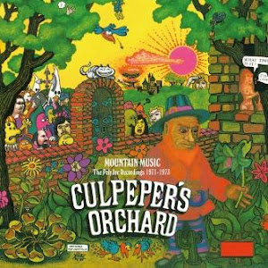"CULPEPER'S ORCHARD : ""Mountain Music - The Polydor Recordings 1971-1973"" 2020"