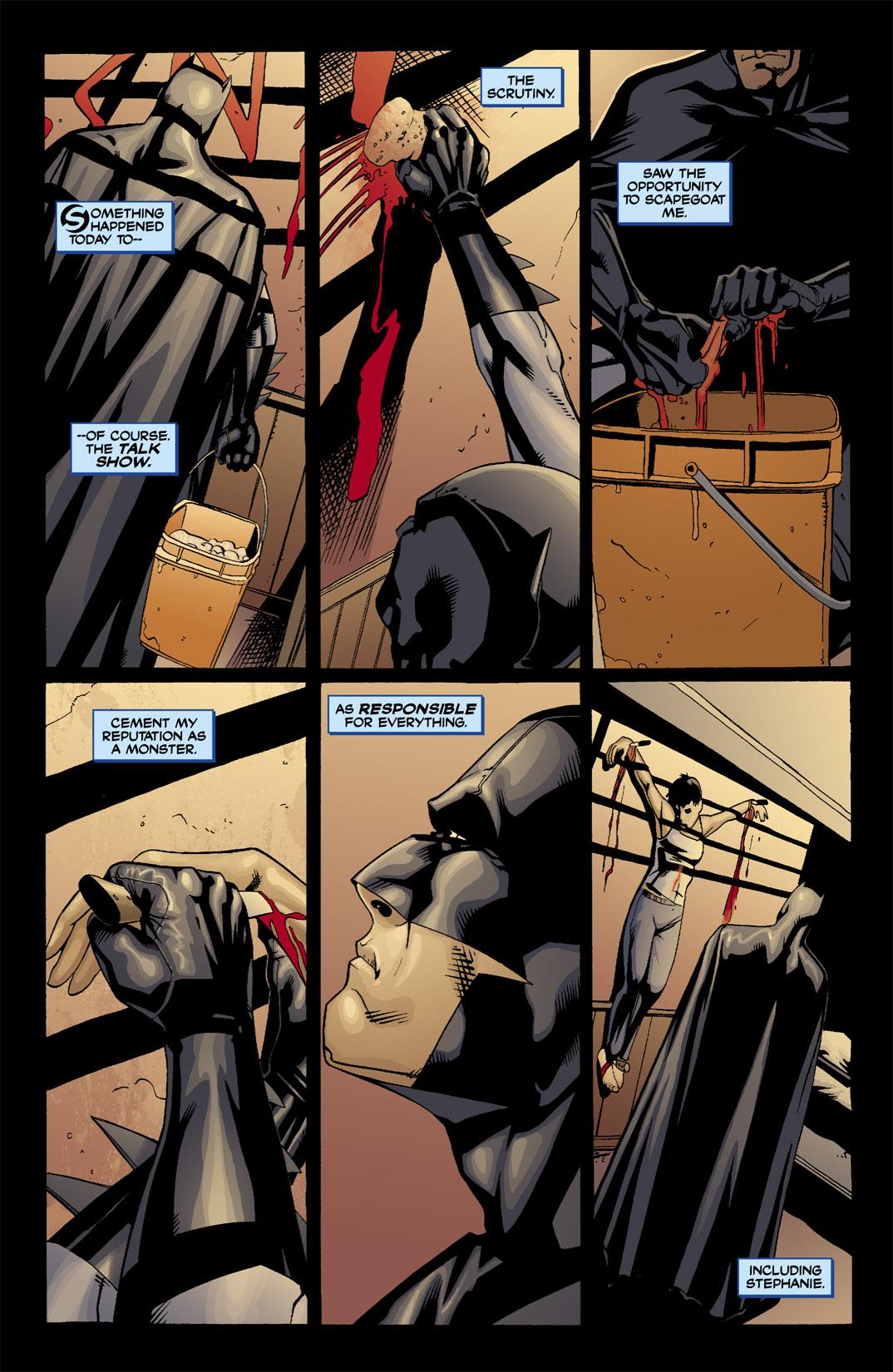 Detective Comics (1937) 809 Page 18