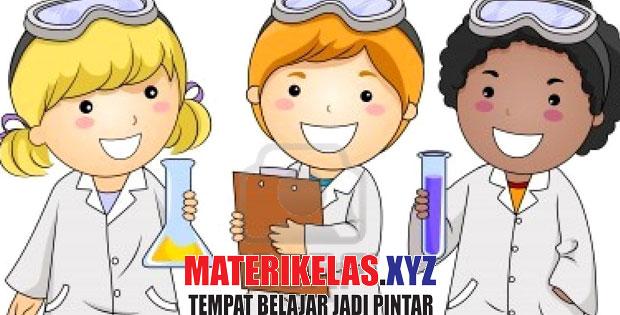Rangkuman Materi IPA Kelas 4 SD