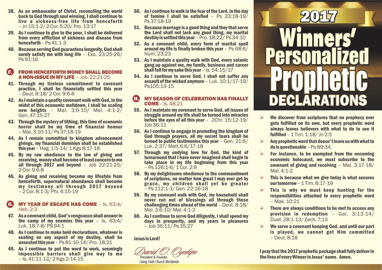 Bishop Oyedepo Exploit Of Faith Pdf