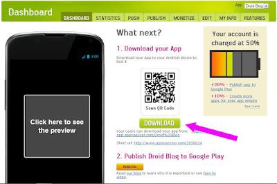 Cara Membuat Aplikasi Android #12