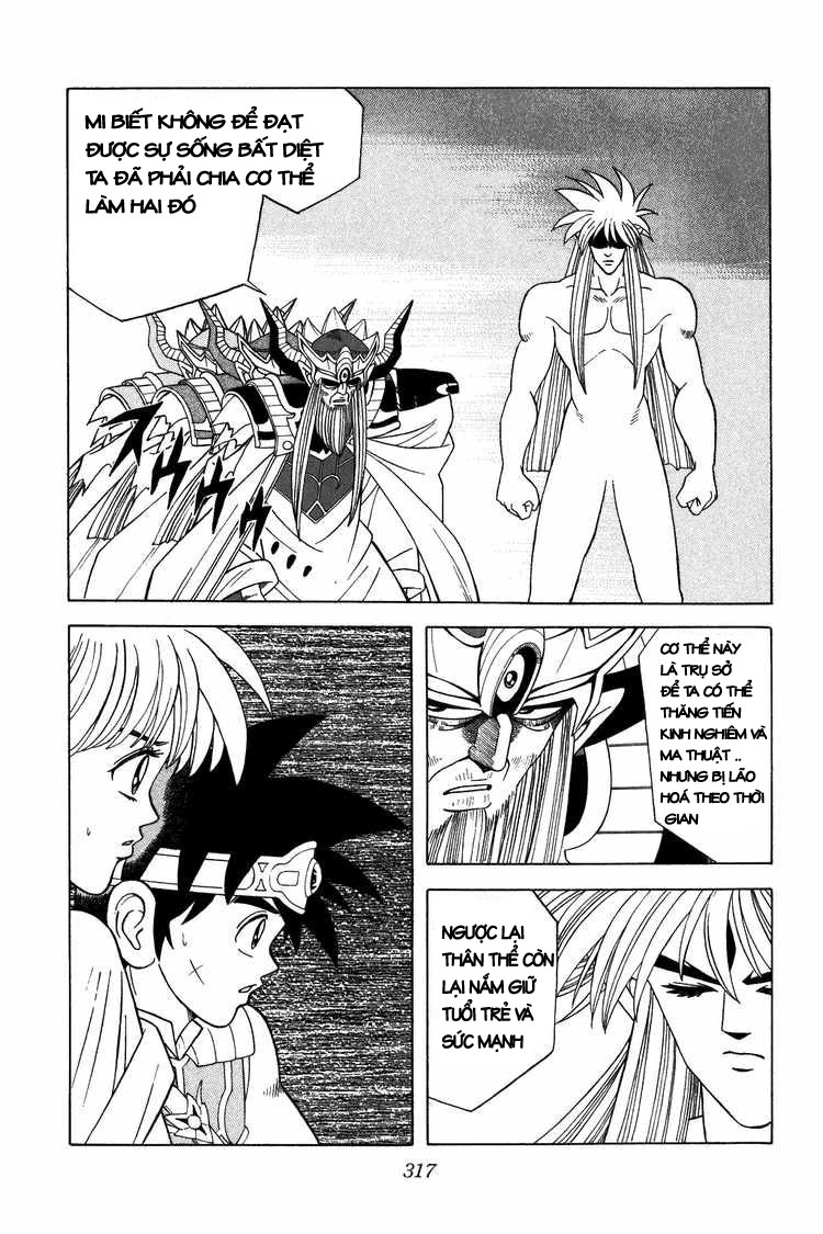 Dấu ấn rồng thiêng chap 315 trang 15