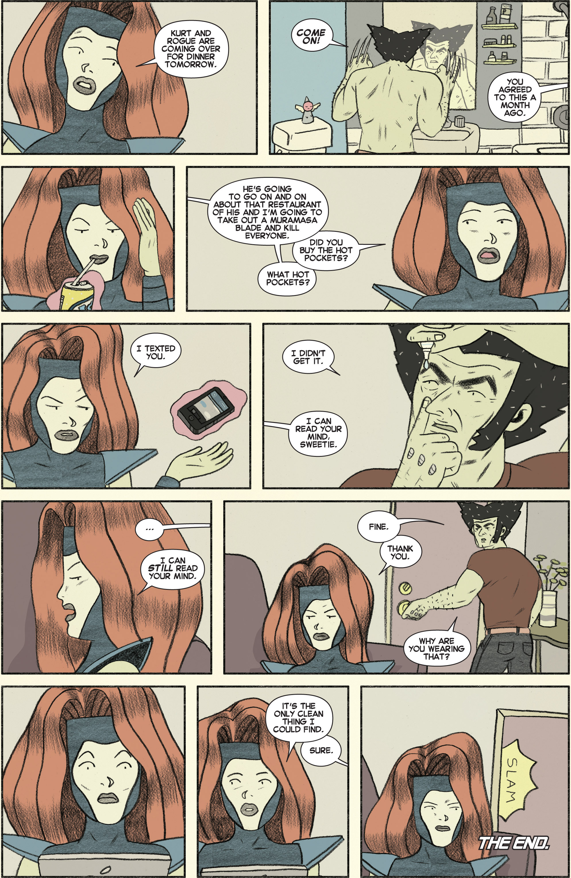 Read online All-New X-Men (2013) comic -  Issue #25 - 23