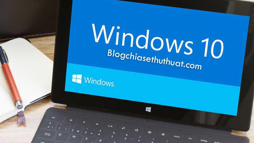 Thay đổi thời gian bật tắt màn hình trên Windows 10