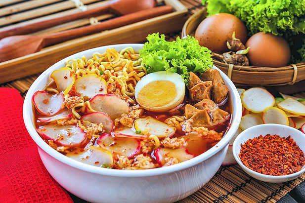 Makanan Seblak Gurih Enak Sedap Dan Wajib Untuk Dicoba
