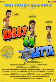 Karry on Katta 2016 Punjabi WEBRip 480p 250mb