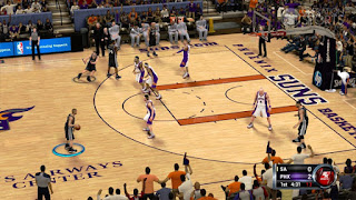 Game NBA 2K12 ISO PPSSPP