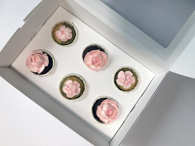 Monicebakes - Cupcakes review
