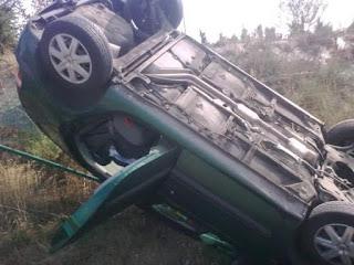 témoignage accident voiture tonneau araignée phobie blog