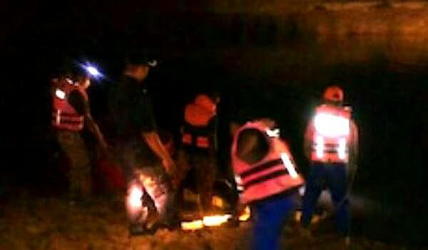 Mayat Johari Jeboi Jumpa 20 Km Dari Lokasi Terjatuh
