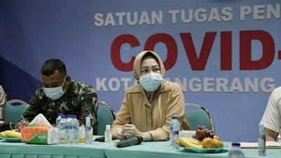 Kota Tangerang Selatan Perpanjang PSBB Hingga Desember