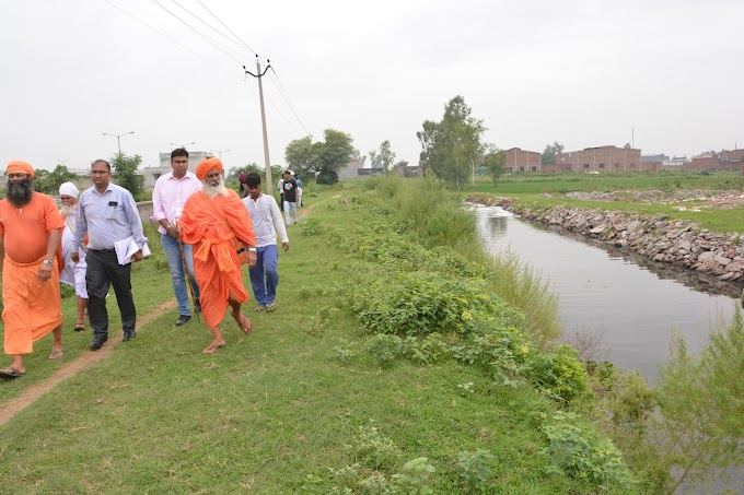 Punjab is now passing through a big crisis of water pollution. Where ground water is going deeper
