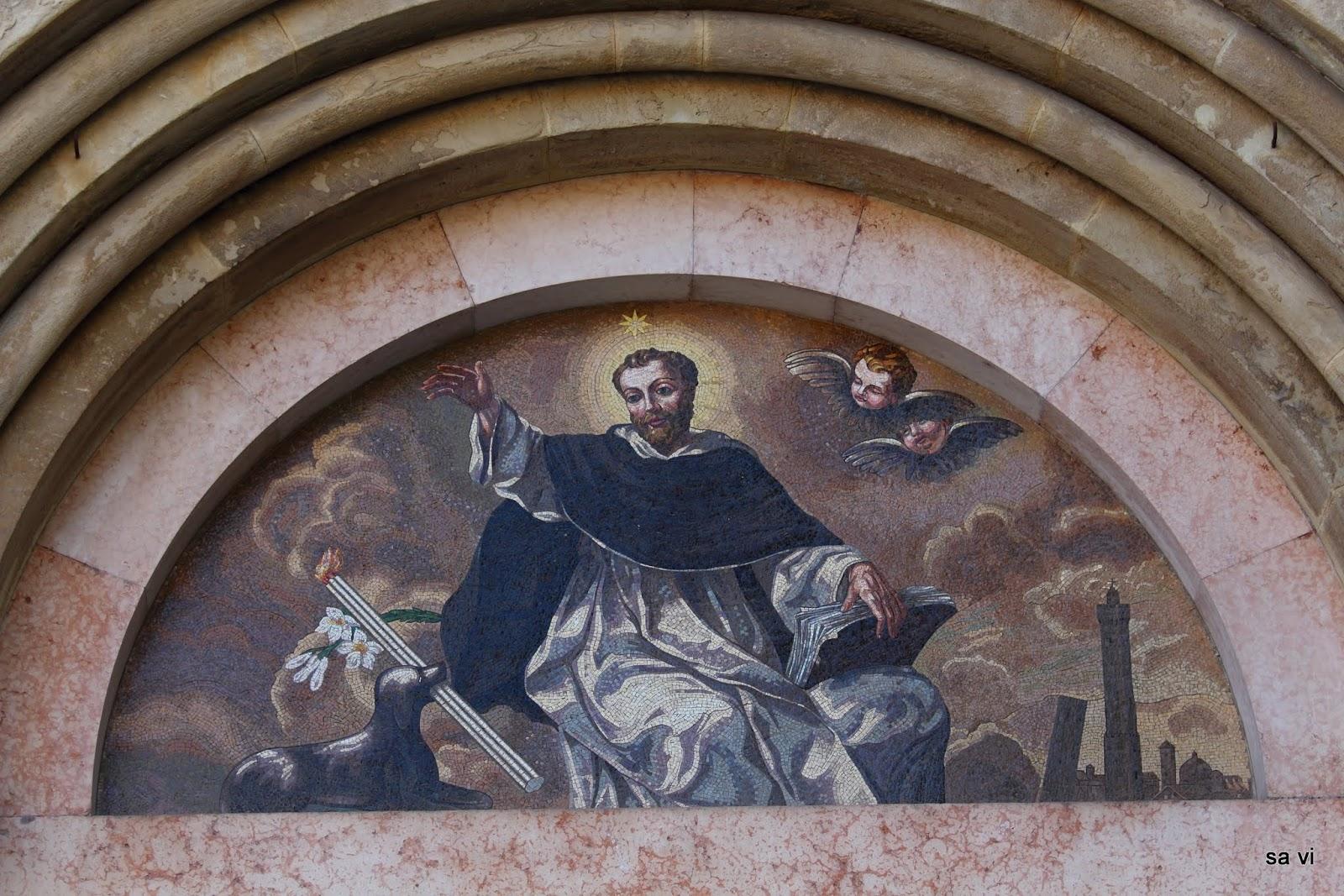 sacerdos viennensis: am grab des hl. dominikus in bologna (2)