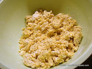 Impasto per biscotti natalizi di pasta frolla