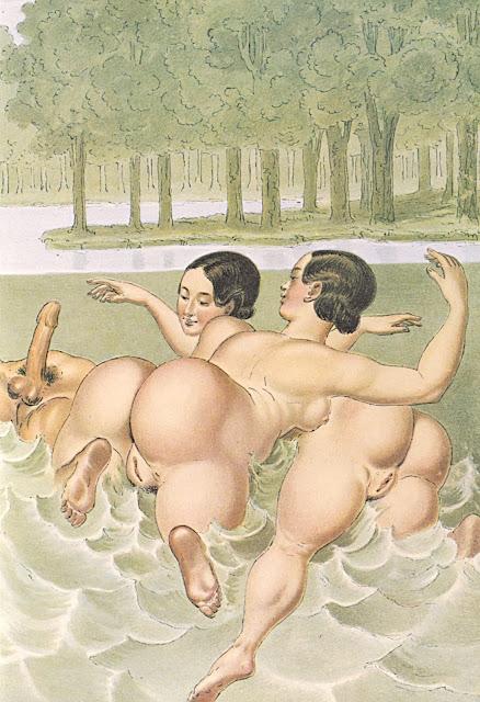 Peter Fendi: Giochi acquatici