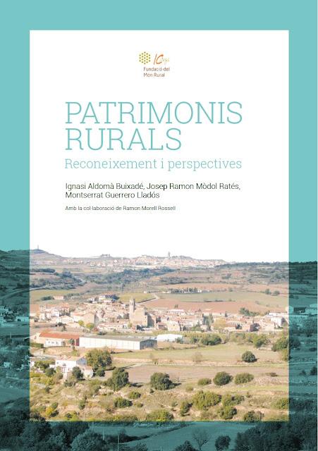 Patrimonis rurals - Ignasi Aldomà 2017