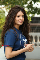 Actress Rithika Sing Latest Pos in Denim Jeans at Guru Movie Interview  0248.JPG