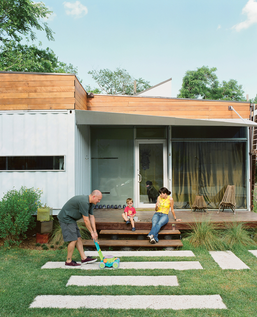 Container Home Interior: Witty Interior: { Shipping Container Homes }
