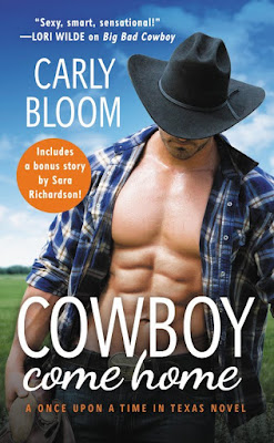 Book Review: Cowboy Come Home (Once Upon a Time in Texas #2) by Carly Bloom | About That Story