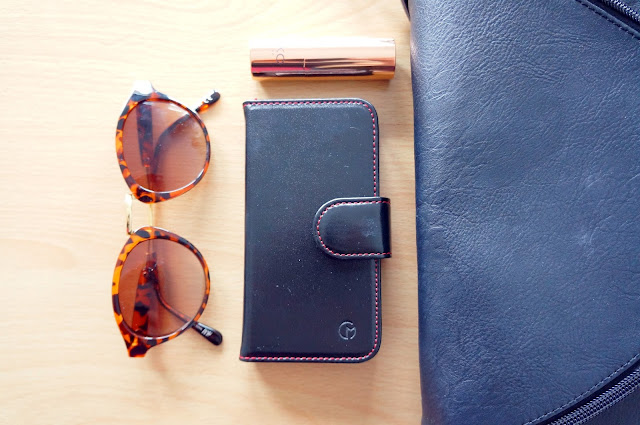 Case Made, Phone Case, Leather, Simple