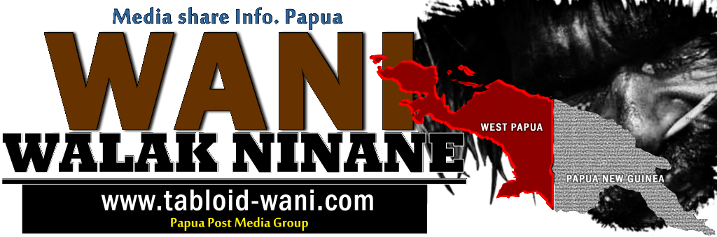 Tabloid WANI - Media share Info. Papua