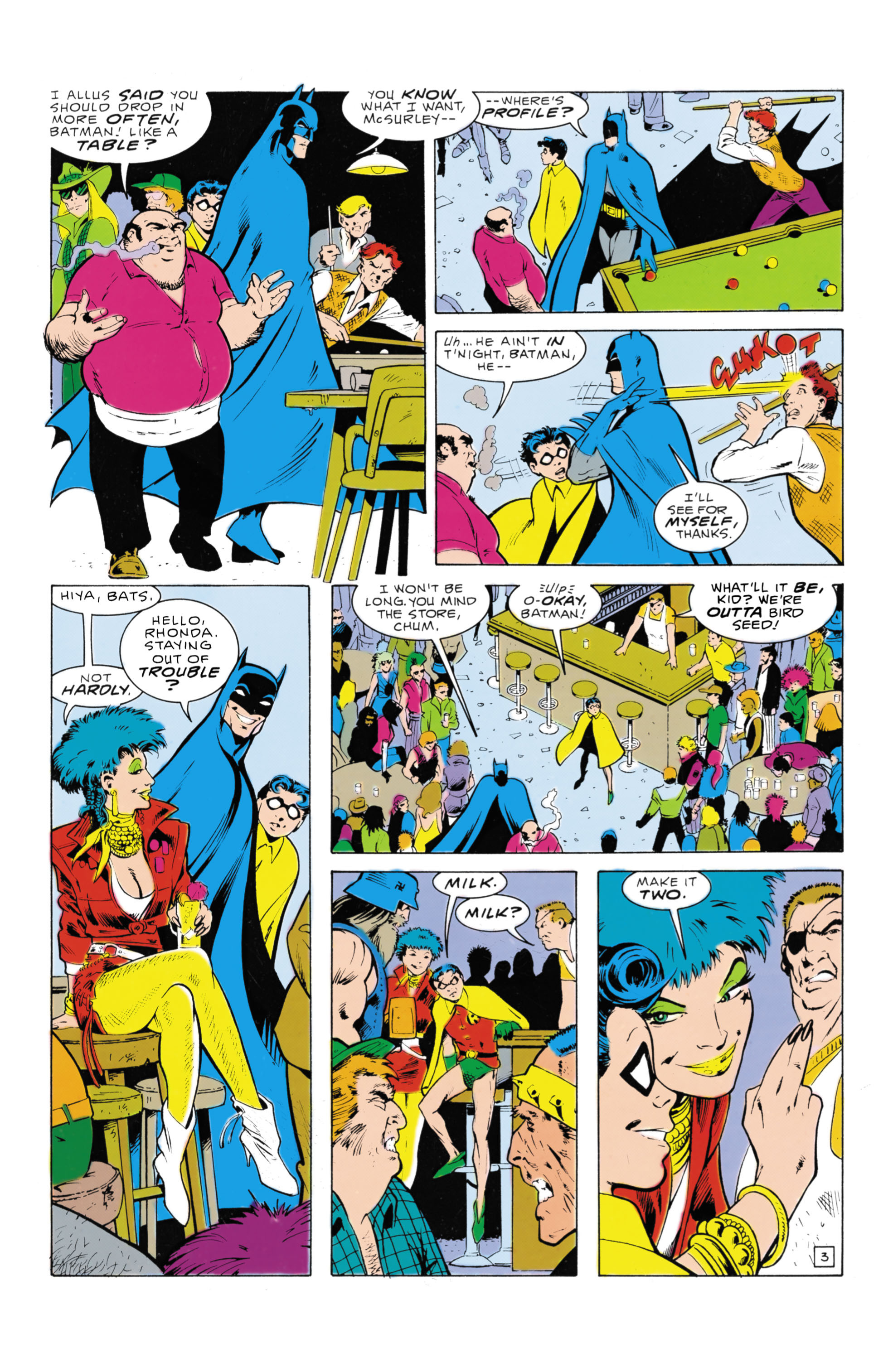 Detective Comics (1937) 570 Page 3