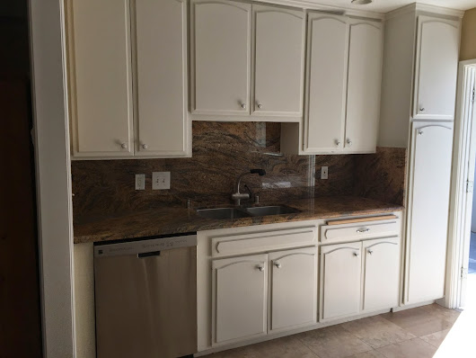 Remodeled Kitchen in Del Mar