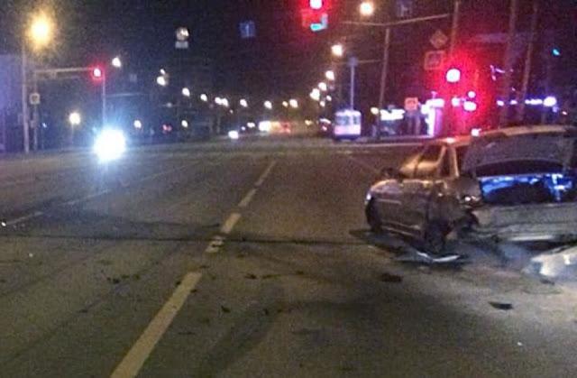 В Уфе из-за пьяного водителя погибла молодая девушка