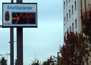 santander GPS