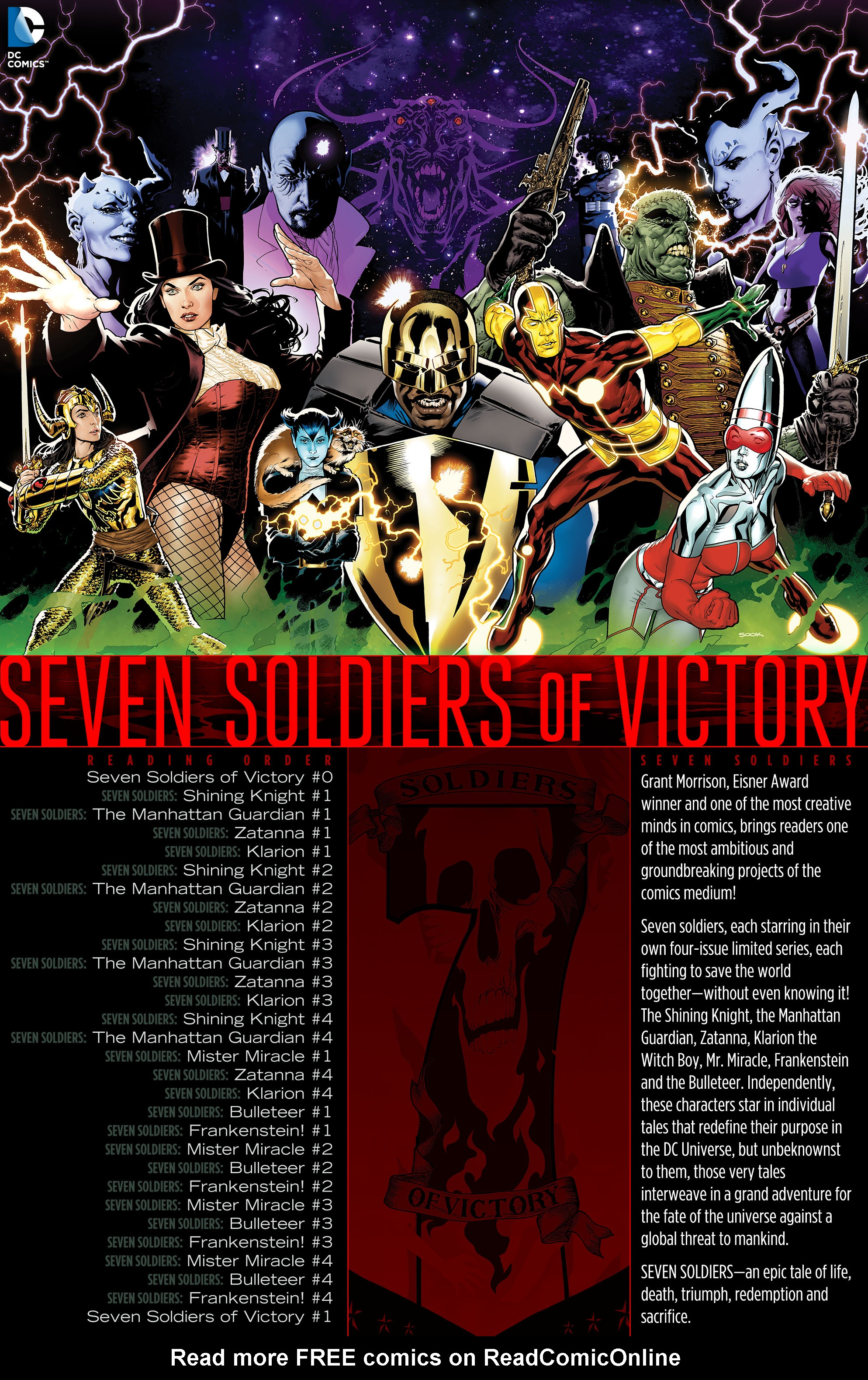 Read online Seven Soldiers: Klarion the Witch Boy comic -  Issue #3 - 24