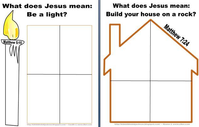 Building house on slope problems worksheet