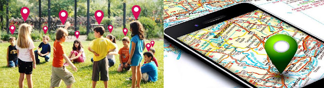Child tracking System Using GPS
