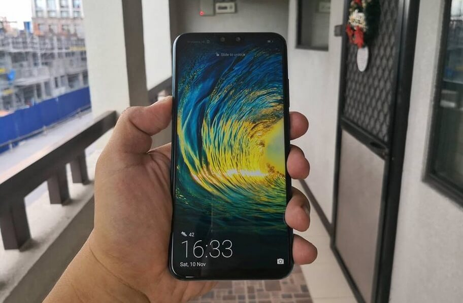 Huawei Y9 2019 Front
