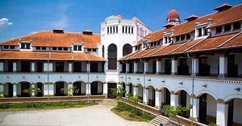 Mystery of Lawang Sewu the Haunted Place in Indonesia