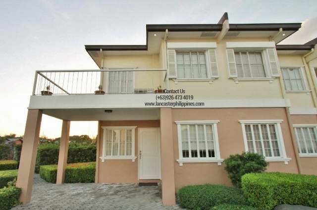 Catherine - Lancaster New City Cavite | House and Lot for Sale Imus-General Trias Cavite