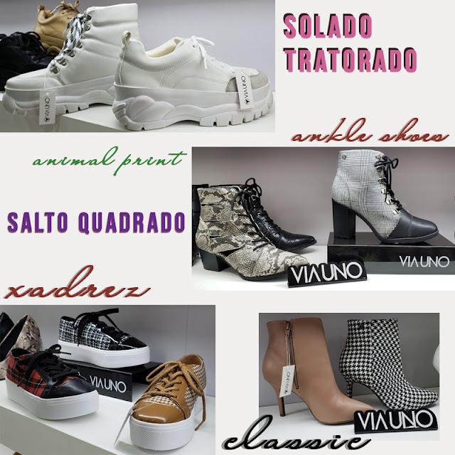 Trends Via Uno para mulheres