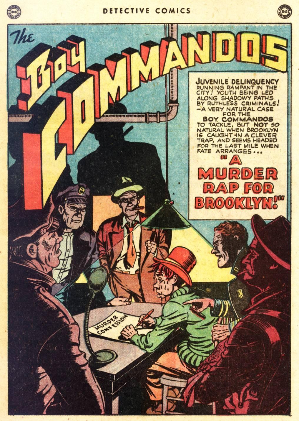 Read online Detective Comics (1937) comic -  Issue #131 - 37