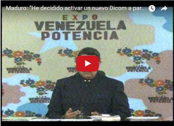 Maduro anuncia nuevo sistema cambiario de divisas