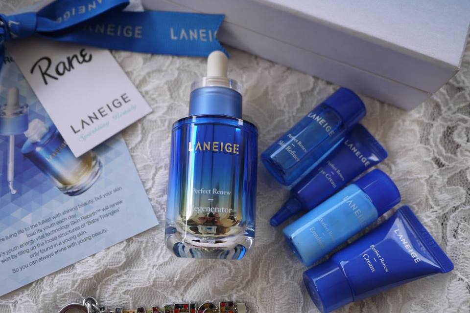 The Beauty Junkie - ranechin com: Laneige Perfect Renew Regenerator