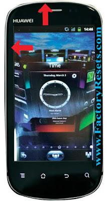 master-reset-Huawei-U8850-Vision