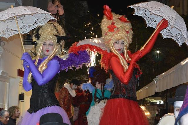 Ξεπέρασε κάθε προσδοκία το Αναπλιώτικο Καρναβάλι