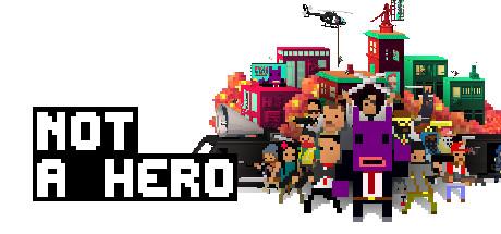 descargar Not a Hero para pc español 1 link mega