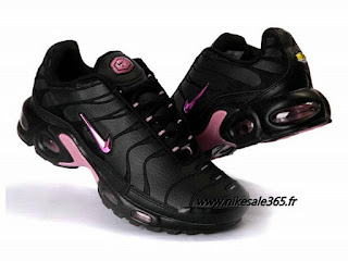purchase cheap 35397 529e4 Nike Air Max Tn Requin Tuned Chaussures de Basket-ball Pour Femme Nike  Store pas cher Noir Pink