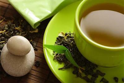 الشاي الاخضر يقلل السكر