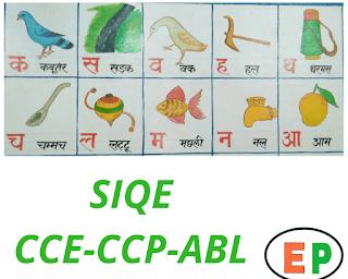 SIQE, CCE, CCP, ABL